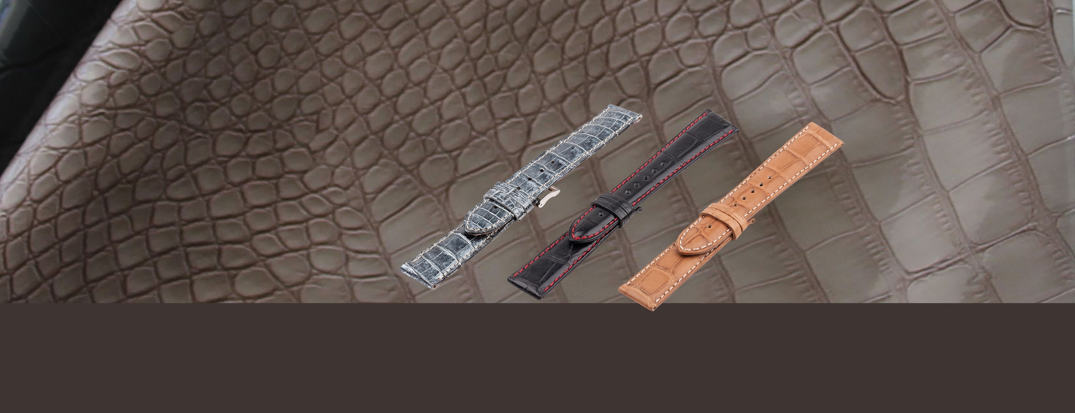 Handcrafted Straps